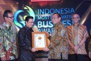 XL Axiata Raih Indonesia CSR Award 2017