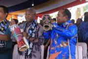 Walikota Sorong Hadiri Pembukaan Sidang Sinode Tanah Papua XVII