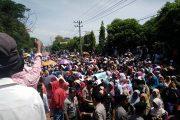 "Diduga ""Money Politik Seratus Ribu""Demo Di DPRK Bireuen"