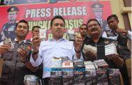 Rokok Ilegal Tanggulangin, Di Ringkus Polisi