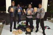 Polres Aceh Utara Gagalkan Penyeludupan 20 Paket Ganja Kering