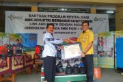 Demi Tingkatkan Daya Saing SDM Indonesia PT Petrokimia Gresik Beri Bantuan Peralatan Untuk SMK Di Jawa Timur