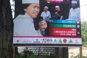 Warga Gresik Antusias, Puluhan Baliho Menyambut Kedatangan Cak Nun