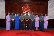 Panglima TNI : Kenaikan Pangkat Merupakan Penghargaan dan Kehormatan