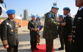 Duta Besar RI Untuk Lebanon : Prajurit KRI TOM Layak Dapatkan Penghargaan PBB