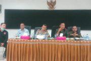 Rapat Koordinasi Konflik Pasar Merjosari