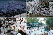 750 Lebih Jamaah Kota Probolinggo Ikuti Istighosah Akbar Sidoarjo.