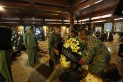 Pangkostrad Pimpin Ziarah Ke Makam Jenderal Besar TNI (Purn.) H. M. Soeharto