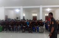 GP Ansor Bangka Barat Gelar Diklatsar Banser NU