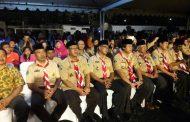 Gus Ipul Secara Resmi Menutup Festival Wirakarya Kampung Kelir Kediri