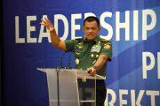 Panglima TNI : TNI Siap Dukung Pertumbuhan Ekonomi