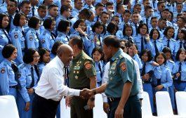 Kasum TNI : Siswa SMA TN Harus Miliki Integritas dan Jiwa Patriotisme