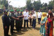 Bupati Bangkalan : TMMD di Bangkalan, Membangun Desa Demi Kesejahteraan Masyarakat