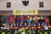 Panglima TNI : Dharma Pertiwi Harus Berpegang Pada Nilai-Nilai Budaya dan Jati Diri Bangsa