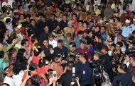 Berita Foto : Panglima TNI Hadiri Perayaan Hari Raya Nyepi di Mabes TNI