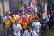 Srikandi Hanura Sidoarjo Rangkul Pemuda Kemangsen