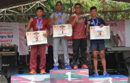 Alif Hindrawan Kopassus Juara Komado Run 10 Km