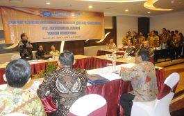 Drs Nurwiyatno,M.Si  Komut PT Jamkrida Jatim Yang Baru