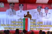 Juara I Lomba Gampong Se-Aceh Tiket Untuk Nasional