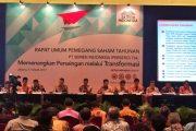Semen Indonesia Bagikan Dividen 40%
