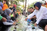 Penutupan Acara Surabaya Pedes Berlangsung Meriah