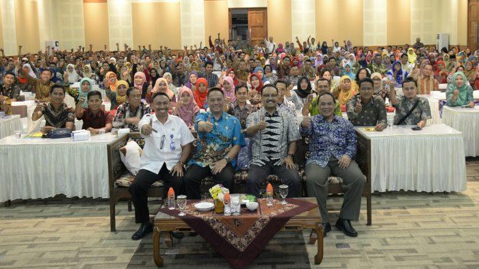 Gus Ipul : Tenaga Pendamping Tentukan Kemajuan Desa