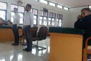 Dua Anggota Polres Sorong Di Vonis 18 Bulan Penjara