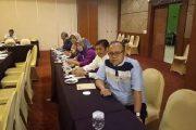 Bahas Teknis Evaluasi LKPJ Kepala Daerah, DPRD Padang Bimtek di Jakarta