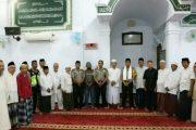 Shallat Subuh Berjamaah, Kapolres Jakut Doakan Novel Baswedan
