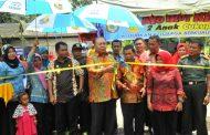 Kampung KB Desa Pematang Ganjang Tahun 2017 di Resmikan.