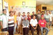 Kelompok Tani Peduli Api (KTPA) Resmi  di Bentuk di Kampung Kasai