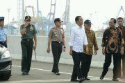 Hari ini, Jokowi Resmikan Tol Akses Tanjung Priok