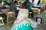 Ratusan Siswa SergaiIkuti Ujian Sekolah Paket C