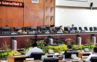 DPRA UmumkanIrwandi-Nova Sebagai Gubernur Aceh