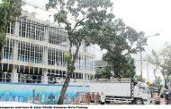 DPRD Padang Sorot Kemacetan Jalur Khatib Sulaiman Karena Aktifitas Pembangunan Mall
