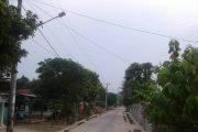 Lampu Penerangan Jalan Diputus, Kerjaan Dinas Tarukim Sergai Dipertanyakan?