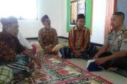 Kasat Binmas Polres Fakfak Kunjungi Masjid Al Ansar