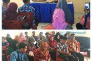 Lurah dan Kades Ikuti Rapat Pembahasan Raskin di Kecamatan Baturaja Timur