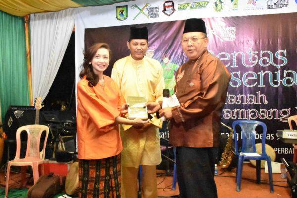 Lestarikan Budaya Melayu, Sergai Gelar Pentas Kesenian Serampang Duabelas