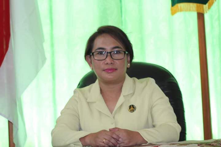 Ketua IAD Fakfak : Dibalik Sukes Suami, Istri yang Hebat