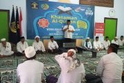 LP Kelas II -A Pamekasan Gelar Khataman Al- Qur'an