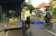 Rawan Laka, Jajaran Polsek Banyuates Sampang Lakukan Patroli