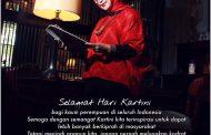 Dra. Hj. Fatma Saifullah Yusuf; Moment Hari Kartini Sebagai Inspirasi Bagi Wanita Karier, Istri Dan Ibu Dalam Rumah Tangga