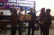 Galang Dana, Jiwa Nusantara Peduli Ponorogo