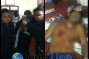 Diduga Urusan Asmara Duel dipertigaan Jalan Desa di Situbondo, 1 Orang Kritis