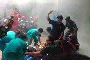 Antisipasi Bencana, BPBD Gresik Simulasi Bencana