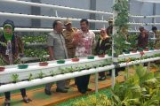 Salah Satu Kecamatan di Flores Timur Akan Adopsi Pengolahan Sampah Kelurahan RBS