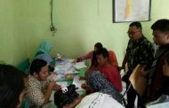 Sudin Dukcapil Jakut Terbitkan Puluhan KTP, KK dan Akte Bagi Korban Kebakaran
