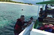 Di Sela Sosialisasi, BI Ajak Wartawan Tanam Terumbu Karang dan Snorkeling