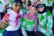 'Colours Run' Semarakkan Peringati Hari Jadi Kabupaten Proboliggo Ke 271